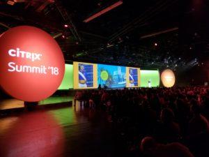 Keynote at Summit