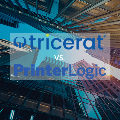 Tricerat Vs. PrinterLogic
